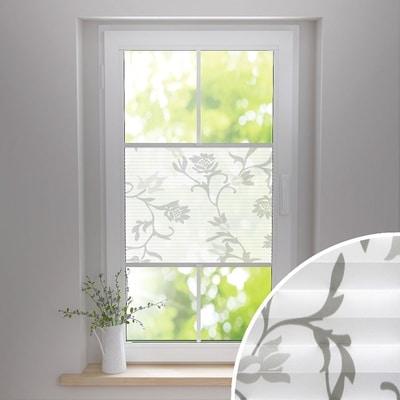 Flory Metallic Weiß-Grau