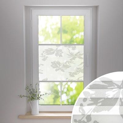 Flory Weiß-Grau