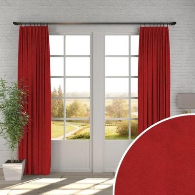 Vorhang NIMO Rot